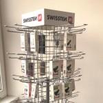 SWISSTEN – new mobile phone accessories display